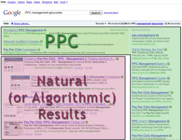 What is PPC? What is SEO?